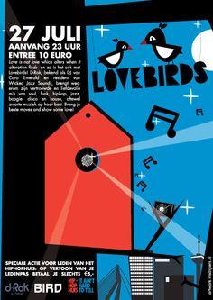 new lovebirds poster.