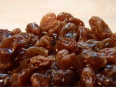 They may not be the most appetising looking snack but according to research,  raisins can help improve speed and performance during physical activity.