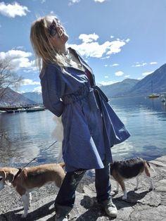cartamodello semplice di una giacca vestito Easy pattern of a dress jacket