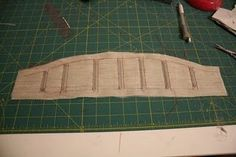 Adding boning to a high waist skirt; should work for strapless dresses as well.