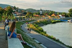 Eduardo Balogh Photography Szentendre, Duna part Heart Of Europe, Homeland, Budapest, Travel Inspiration, Things To Do, Dolores Park, Road Trip, Street View, Country