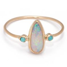 Natural Stone Jewelry, Natural Stones, Opal Rings, Gemstone Rings, Opal Jewelry, Jewellery, Kate Davis, Price Comparison, Sleeping Beauty Turquoise