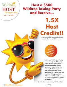June 2014 Host Promotion!