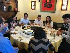 Big account win for Baytech Digital. Team lunch at authentic Chinese restaurant. Hip hip hurray!! Hip Hip Hurray, Chinese Restaurant, Projects To Try, Lunch, Digital, Big, Eat Lunch, Lunches