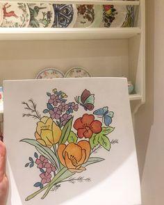 Çiçekli tabak sırdan önce #çini #çinitabak #tabak #çiçek #çiçeklitabak #flowers