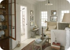 hamptons interior design style | Heiberg Cummings Design is an interior design firm that I love ...