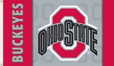 A fantastic Ohio State NCAA logo poster! Show your school spirit and team pride with this perfect item for Buckeyes fans. Football Wall, Buckeyes Football, Ohio State Football, Ohio State Buckeyes, Baseball, Ohio State Rooms, Ohio State Logo, Ohio State University, Large Wall Decals