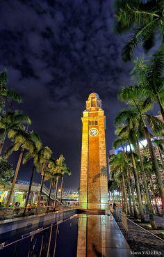 #hongkong #TsimShaTsui Clock Tower (Near #victoriaharbour ) | Flickr - Mario Valeira