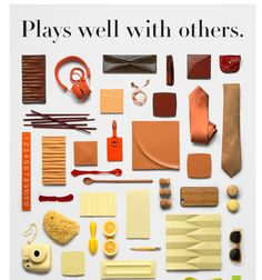 Plays well with others. Explore our color palette >