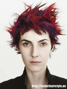 short spiky haircuts 2013 | Spiky Hairstyles 2013 spiky-hairstyles-2013-2 – Short Hairstyles ...
