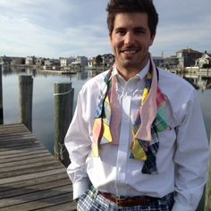 Just Madras has the best collection of preppy madras plaid and seersucker Bow Ties Made in the USA