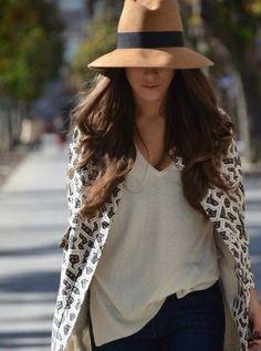 Шляпа в женском гардеробе