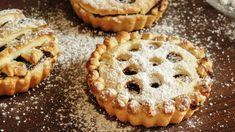 Tartă de post cu gem și nucă - Farfuria Colorată Muffin, Breakfast, Recipes, Food, Morning Coffee, Recipies, Essen, Muffins, Meals
