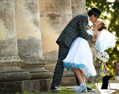 Be Yourself! Have fun. #havefun #beyourself #kissthebride #weddingday #dreamday #dreamwedding #iloveyou #penguinandstone