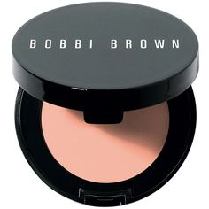 Bobbi Brown Women's Corrector - Extra Light Peach Bisque ($25) ❤ liked on Polyvore featuring beauty products, makeup, face makeup, concealer, beauty, colorless, creamy concealer, dark circle concealer and bobbi brown cosmetics