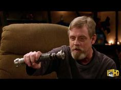 Mark Hamill Reunites With His Original Prop Lightsaber From STAR WARS in POP CULTURE QUEST Clip — GeekTyrant