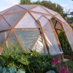We share how we build things and use alternative energies. Building a greenhouse is almost a must in a northern climate to overcome cold and frost.