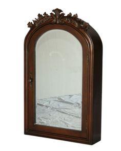 Luxury Distressed Medicine Cabinet
