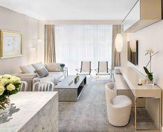 Как расставить мебель в зале небольшой квартиры