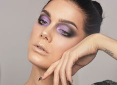 【ρinterest: LizSanez✫☽】Linda Hallberg Makeup - sway