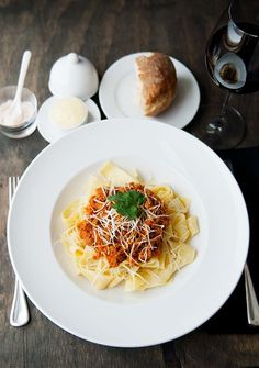 bolognese sauce recipe | use real butter