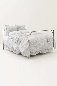 how to imitate the bedding from anthropologie