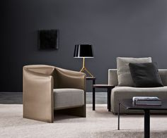 Case Armchair by Minotti | Architonic
