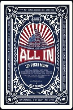 The Best Casino Themed Movie Posters - Daily Inspiration
