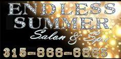 Endless Summer Tanning & Beauty Salon https://www.facebook.com/Endless-Summer-Tanning-Beauty-Salon-263188336521