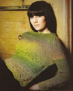 The Island Wool Company- Faroese By Design - Nordic By Nature - Art Jumper