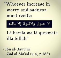 Prayer for worry and sadness Duaa Islam, Islam Hadith, Islam Quran, Alhamdulillah, Prayer Quotes, Faith Quotes, Life Quotes, Muslim Quotes, Religious Quotes