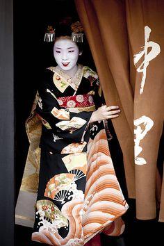 Maiko Satoryu #1 | par Onihide