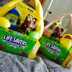 Budget Friendly  Easter Baskets......