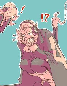 One Piece, Vinsmoke family, Sanji, Reiju, Yonji
