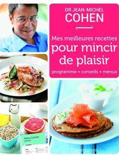 Les recettes minceur de Jean-Michel Cohen
