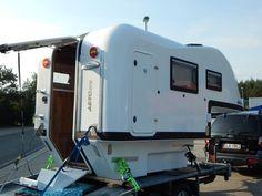 Aero one pickup camper, wohnkabine, demountable camper Pickup Camper, Truck Camping, Pick Up, Campers, Recreational Vehicles, Trucks, Camper Trailers, Camper, Camper