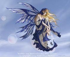 Blue Dream - Fairies Photo (295727) - Fanpop