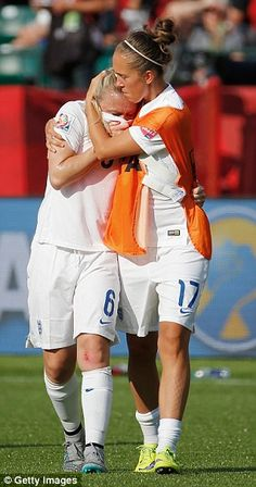 England Lionesses crash out of World Cup after Laura Bassett own goal #dailymail