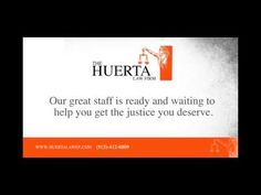 Have you been charged with a criminal offense? Make sure you find the legal representation you need at the Huerta Law Firm! Contact us today!  #CriminalDefense #Attorney #ElPaso www.huertalawep.com | 915.412.6809