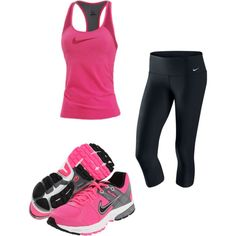 There is truth to it- cute and nice workout clothes = more motivation to get in the gym!