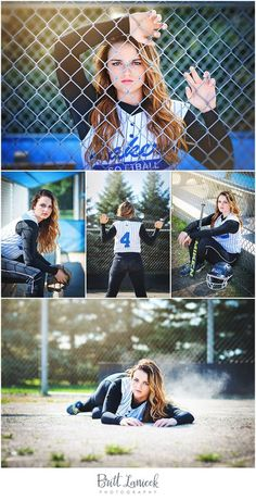 Softball senior pictures in Danbury Ohio by Britt Lanicek PhotographyYou can find Softball pictures and more on our website. Softball Team Pictures, Senior Year Pictures, Senior Pictures Sports, Baseball Pictures, Senior Photos Girls, Cheer Pictures, Senior Pics, Senior Portraits, Senior Session