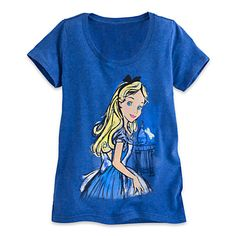 [Shrink wrapped]Alice eyes the inviting potion on this tee as she sizes up how…