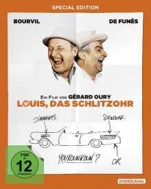 Louis, das Schlitzohr (Special Edition) (Blu-ray), Blu-ray Disc