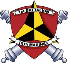 "1st Battalion 12th Marines, Marine Corps Base Hawaii. ""Kings of Battle"""