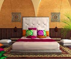 paleta de colores para decoracion arabe - Buscar con Google