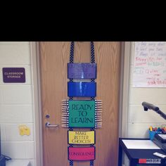 Positive reinforcement as well as visual reminders for better choices. It works for all types of students!