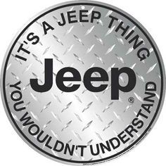 Jeep bumper stickers have become a popular item with hobbyists and jeep owners in recent times. Like scouts badges and travel/city stickers, jeeps can also be decorated with stickers stating the owner's community, school or membership with a group, as well as the places/cities they have been and even the clubs or restaurants they frequent.