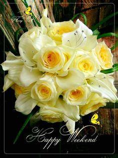 Happy Weekend, Vegetables, Rose, Plants, Flowers, Pink, Veggie Food, Roses, Flora