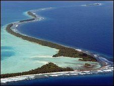 The islands of Tuvalu, Kiribati and the Federated States of Micronesia are among…