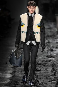 Wilhelmina Models: Anders for Fendi, MFW F/W '14 - See more at: wilhelminanews.com